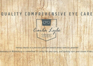 Carla Lyle Website Design