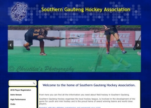 SGHA Website Design